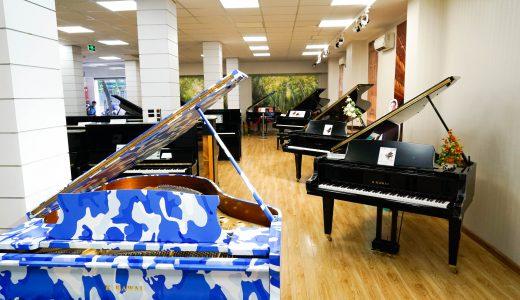 mua đàn piano để luyện thi