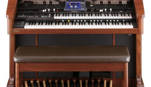 đàn organ 2 tầng
