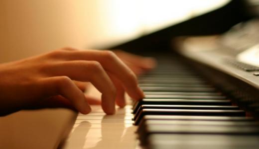 lộ trình học đàn piano