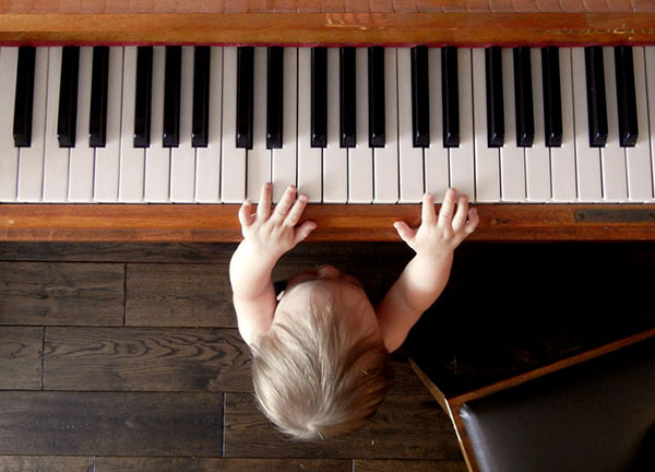 Độ tuổi nào nên bắt đầu học đàn piano? 2