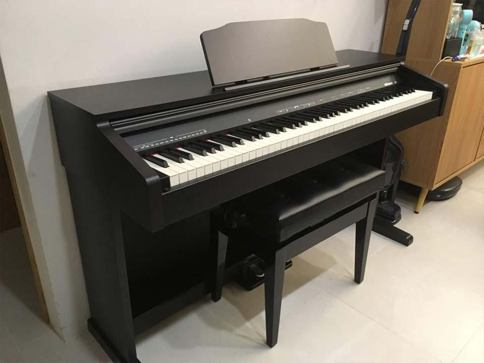 Lý do nên chọn đàn piano điện của Roland 2