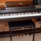 Rủi ro khi sử dụng đàn piano cũ 1